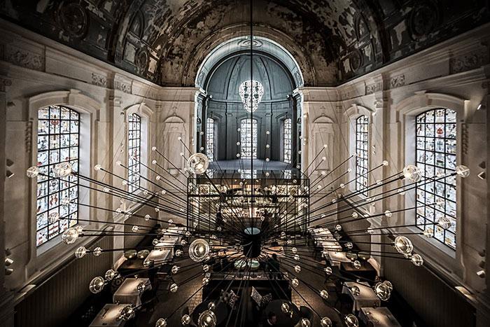 The Jane Restaurant_Antwerp, Belgium