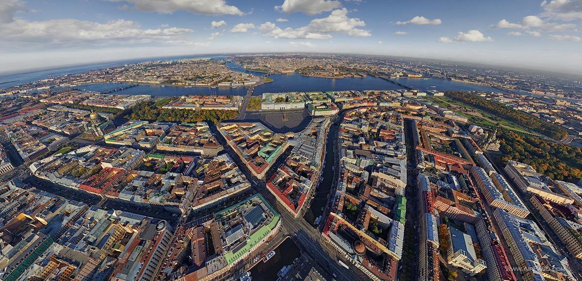 Center of St. Petersburg