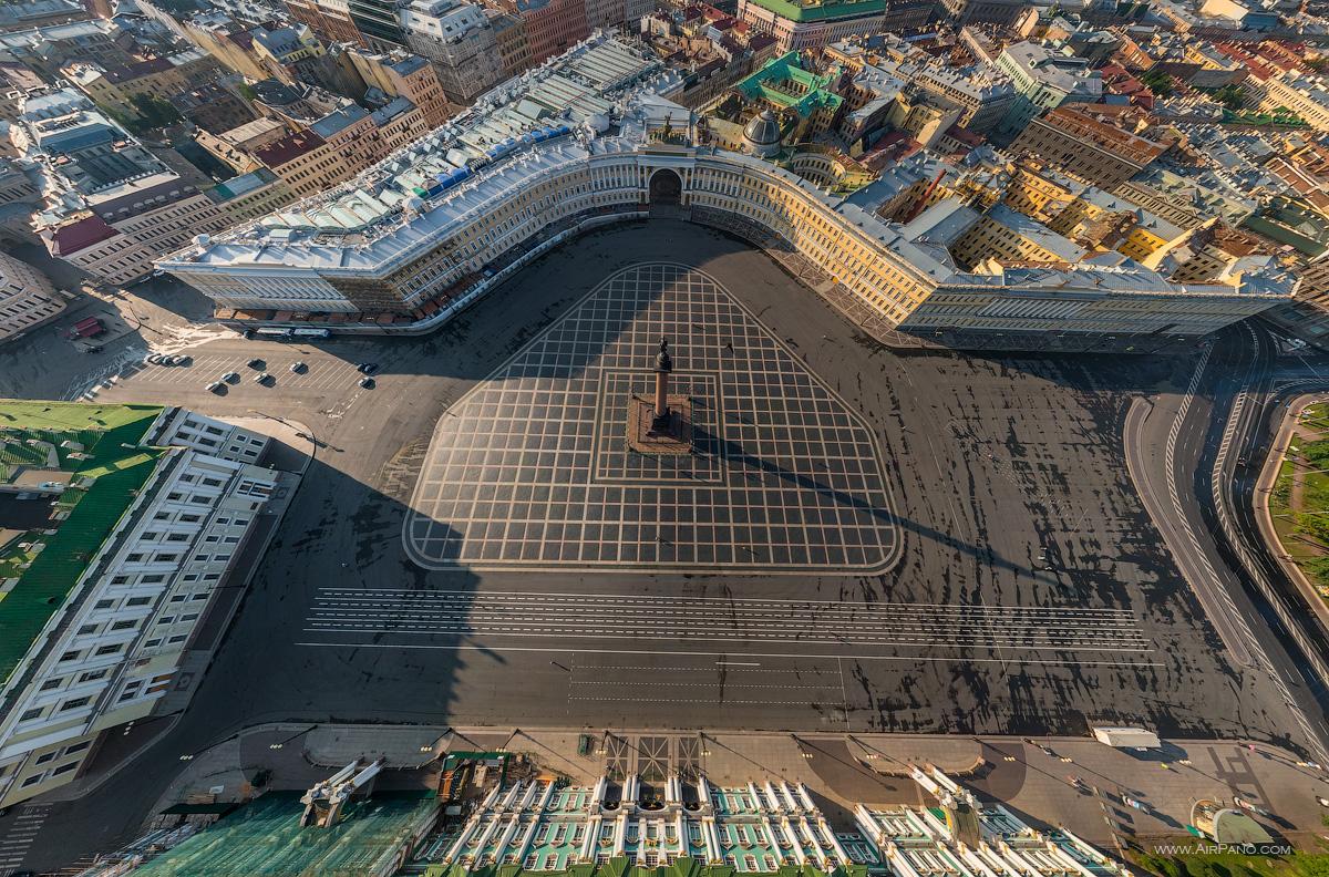 St. Petersburg - Palace Square_