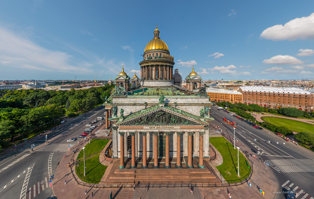 St. Petersburg - Saint Isaac's Cathedral_