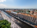 St. Petersburg - Griboyedov Canal Embankment