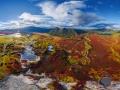 Russia, Uzon caldera, Kamchatka