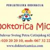 """Pedijatrijska ordinacija  """"Dr Mica"""" u Podgorici"""