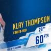 NOĆ ZA PAMĆENJE: Klej Tompson za 29 minuta postigao 60 poena! (video)