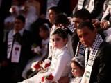 SVIJET: U Gazi se kolektivno vjenčalo 50 parova