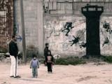 ULIČNA UMJETNOST: Benksijevi radovi u Gazi