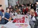 """AKTUELNO: Osmomartovski bazar u OŠ """"Savo Pejanović"""" u Podgorici"""