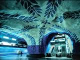 ENTERIJER: Metro stanice kao umjetnička djela