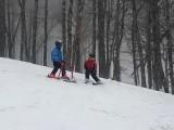 ČITAOCI ŠALJU: Magla ih nije spriječila da skijaju
