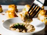 RECEPT: Keks od krem sira i mladog luka