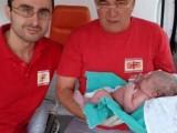 PODGORICA: Rođena beba u kolima Hitne pomoći