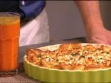 RECEPT: Lagana pita od spanaća i sok od mrkve