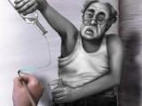 """UMJETNOST: 3D grafički crteži kao ,,živi"""""""