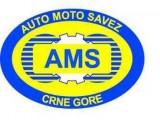 AMSCG: Oprezno vozite, putevi mjestimično mokri i klizavi