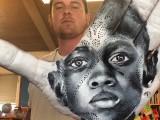 NESVAKIDAŠNJA UMJETNOST: Realistični portreti nacrtani na dlanu
