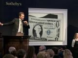 ART: Pogledajte koliko vrijedi jedna novčanica na aukciji