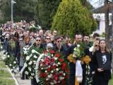 TUGA: Na Novom bežanijskom groblju sahranjen Marinko Madžgalj (foto)