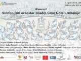 """KIC ,,BUDO TOMOVIĆ"""": Večeras koncert Simfonijskog orkestra mladih Crne Gore i Albanije"""