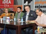 "ZUNS: Promovisana knjiga ,,Zovem se Vil"" Nenada Vujadinovića na Sajmu knjiga i obrazovanja"