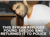 HUMANOST NA DJELU: Sirijac pronašao 165.000 dolara u kredencu i odnio ih policiji