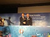 PARIZ: Bošković potpisao Konvenciju o mjerama bezbjednosti na sportskim događajima