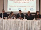 MINISTARSTVO PROSVJETE: Održana Završna nacionalna konferencija EPALE projekta – Obrazovanje i učenje na radnom mjestu