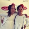 BEOGRAD: Ilda i Irma, bliznakinje s Daunovim sindromom, prošetale pistom na Kids Fashion Week-u
