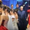 OTVORENA  SMOTRA MODE KOTOR 2017: Balestrin spektakl i crvena haljina sa crnogorskim grbom