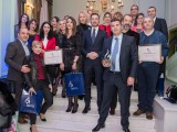 """CETINJE: Dodijeljene godišnje nagrade za filantropiju """"Iskra"""""""