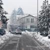 CETINJE: Saobraćaj otežan, u toku čišćenje snijega sa ulica