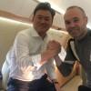 POTVRDA: Inijesta će karijeru nastaviti u Japanu