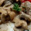 RECEPT: Pikantne šnicle u sosu od pečuraka