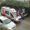 HERCEG NOVI: Automobil sletio sa Mojdeškog puta
