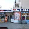 BUDVA: Opljačkan Mega Market, lopovi odnijeli preko 5.000 eura