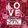 FASHION COMPANY: Dan zaljubljenih uz 20% popusta u svim radnjama