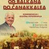 """INSTITUT YUNUS EMRE PODGORICA: Konferencija ,,Od Balkana do Čanakkalea"""" u ponedjeljak"""