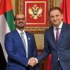 MP: Crna Gora i UAE razvijaće programe razmjene i sarađivati na polju tehnologija u obrazovanju