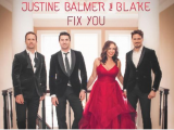 "VIDEO: Justine Balmer and band ,,Blake"" cover ,,Coldplay""'s song ,,Fix you"""