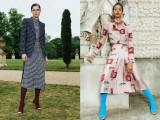 VIKTORIJA BEKAM 2020: Čizme u azurno plavoj i elegantna odijela(FOTO)