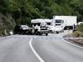 PUT PODGORICA – NIKŠIĆ: Saobraćajna nezgoda u mjestu Drenoštica, ima povrijeđenih
