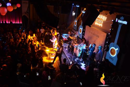 MNE MAGAZIN IN BELGRADE: Memorable concert by The Brand New Heavies at Bitefartcafe