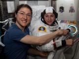 """ZA ISTORIJU: Prvi put dvije žene zajedno u ,,svemirskoj šetnji"""""""