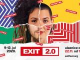 EXIT 2.0: Proslava 20. rođendana od 9. do 12. jula