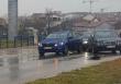 FOTO ZUM: Saobraćajna nezgoda na mostu Junion u Podgorici