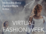 STYLE AT HOME: Special project by MBFW Russia and TikTok