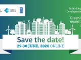 UNDP: Green Days: Online talks – Rethinking Development Conference on 29-30 June