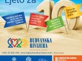 HG BUDVANSKA RIVIJERA: U hotelu Palas u Petrovcu kapaciteti popunjeni 100%