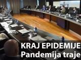 ZVANIČNO: Kraj epidemije korona virusa u Crnoj Gori