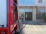 PODGORICA: Požar u podrumu zgrade u City kvartu, pričinjena velika materijalna šteta