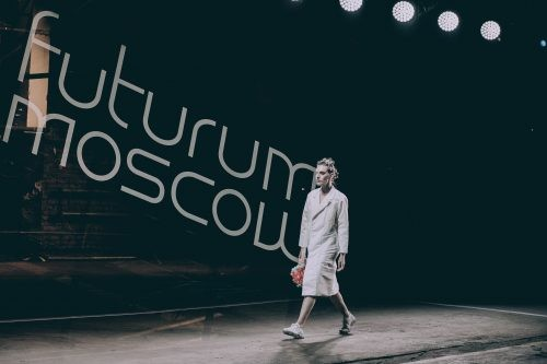 FUTURUM MOSCOW: Designers inspired by macadame, cyberpunk and the birth of Venus